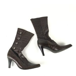 Franco Sarto Vintage 90's Italian Boots DR01045